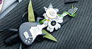 Electric Guitar Boutonniere by Season Hamilton