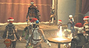 Final Fantasy XI: Lion Springs Tavern in San d'Oria after Tinuviel's Wedding
